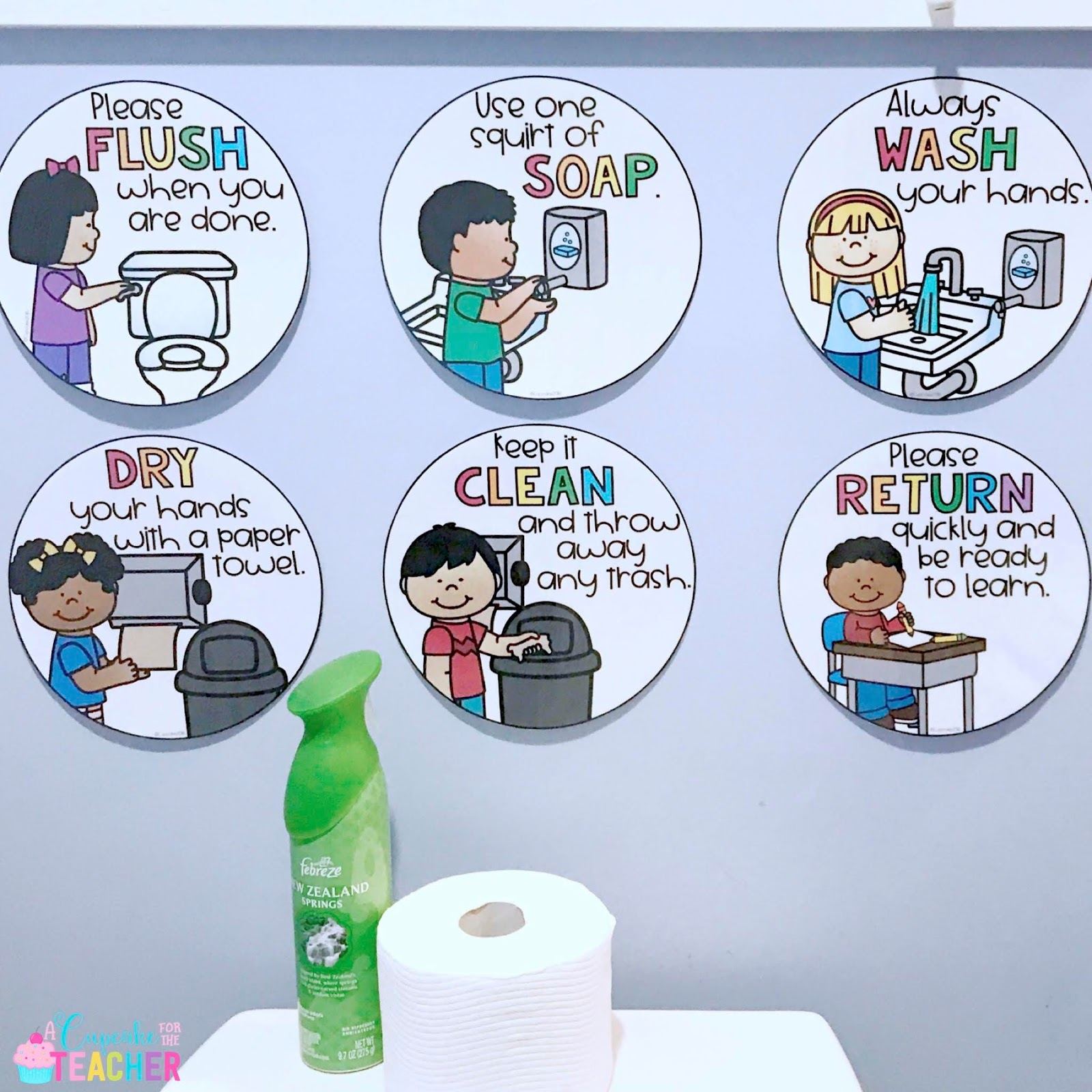 Bathroom Management In The Classroom